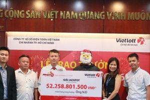 Xổ số Vietlott: Chơi bao 7, 3 khách hàng trúng tổng hơn 60 tỷ đồng