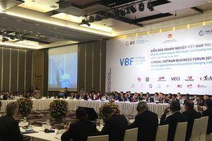 Đại diện Nhật Bản, Hàn Quốc kiến nghị tại Diễn đàn VBF 2018
