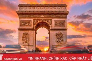 Những điều ít biết về Khải Hoàn Môn - niềm tự hào của Paris và nước Pháp