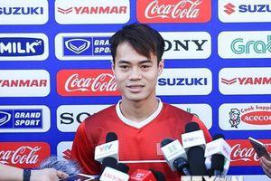 Văn Toàn không ra sân trận bán kết lượt về Việt Nam và Philippines
