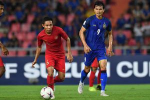 AFF Suzuki Cup 2018: Tuyển thủ Thái Lan tự tin đánh bại Malaysia