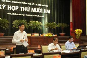 Họp HĐND TP Hồ Chí Minh: 30 lãnh đạo sẽ được lấy phiếu tín nhiệm