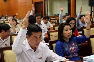 TP.HCM chốt danh sách 30 cán bộ lãnh đạo lấy phiếu tín nhiệm