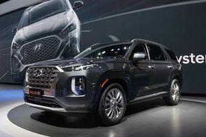Hyundai Palisade 2020: Bước đi đột phá của Huyndai trong phân khúc SUV