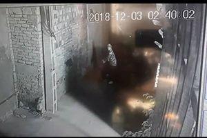 Thanh Hóa: Nhà một giám đốc doanh nghiệp bị ném 'bom xăng'