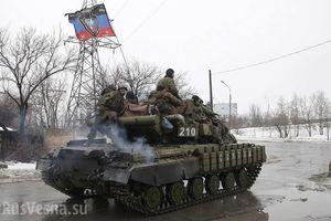 Donetsk diễn tập chuẩn bị chiến tranh - Ukraina huấn luyện động viên cục bộ