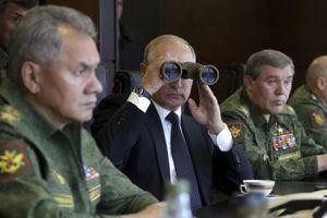 Nga tăng cường hợp tác với các cơ quan quân sự Việt Nam