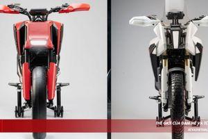 Cận cảnh bộ đôi xe địa hình Honda CB125X và CB125M Concept