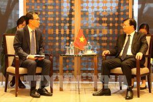 Phó Thủ tướng muốn doanh nghiệp Hàn Quốc mở rộng đầu tư vào Việt Nam