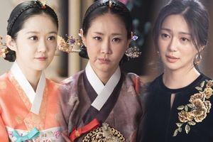 Cung đấu 'The Last Empress': Jang Nara bị lợi dụng trong cuộc chiến giữa Lee Elijah - Shin Eun Kyung