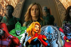 Lý lịch 7 thành viên lực lượng Starforce được Captain Marvel mang đến MCU!
