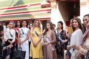 H'Hen Niê chiếm trọn spotlight giữa dàn người đẹp khi 'bắn' tiếng Thái vô cùng tự tin