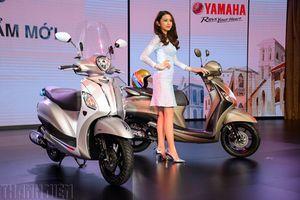 Yamaha Việt Nam trình làng Grande hybrid, cạnh tranh Honda