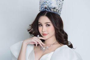 Bị yêu cầu tước danh hiệu Hoa hậu Đại dương, Lê Âu Ngân Anh vẫn xin cấp phép dự thi quốc tế
