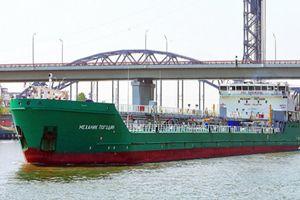 Tàu chở dầu của Nga vẫn 'mắc kẹt' tại Ukraina sau 4 tháng tạm giữ