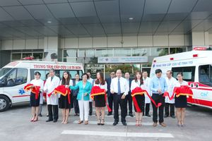TP. Hồ Chí Minh có thêm trạm vệ tinh cấp cứu 115