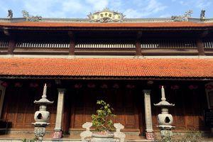 Hà Nội: Chùa Trung Tự xếp hạng di tích kiến trúc nghệ thuật