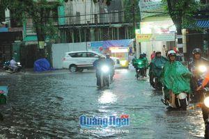 Thành phố Quảng Ngãi: Nỗi lo từ hệ thống thoát nước