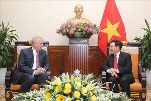 Tiếp tục đưa quan hệ Đối tác chiến lược Việt Nam - Anh đi vào chiều sâu