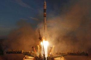 Nga phóng thành công tên lửa Soyuz để 'bù' vụ phóng hỏng tháng 10