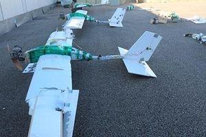 Khủng bố al-Nursa được tuồn 100 UAV để tấn công hóa học