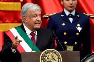 Tổng thống cánh tả cấp tiến Mexico quyết làm cách mạng vì người nghèo?