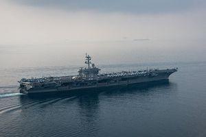 Mỹ điều tàu sân bay tới Trung Đông, cảnh báo cứng rắn với Iran