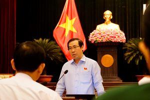 Đại biểu HĐND TPHCM kiến nghị rà soát tất cả các dự án kéo dài