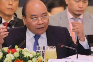 Thủ tướng Chính phủ: Đưa quan tâm của doanh nghiệp vào chương trình nghị sự của ngành, địa phương