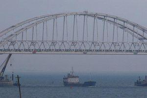 Nga 'xuống nước' trước Ukraine sau sự cố trên eo biển Kerch?