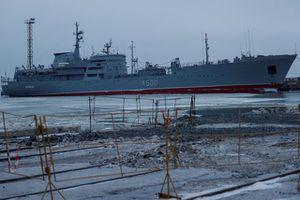 Bộ trưởng Ukraine: Nga nới lỏng phong tỏa các cảng trên biển Azov