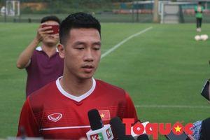 Tiền vệ Huy Hùng: 'Quyết không đi vào vết xe đổ năm 2014'