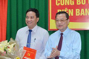 Nhân sự mới các tỉnh Lao Cai, Sơn La, An Giang