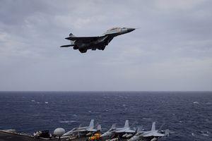 Ấn Độ đã giải quyết được vấn đề với tiêm kích hạm MiG-29K