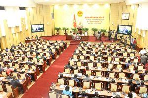 Kỳ họp thứ 7, HĐND TP Hà Nội khóa XV: Nhiều nội dung quan trọng được người dân quan tâm