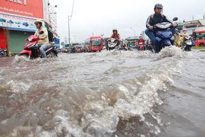 Kỳ vọng siêu dự án 10.000 tỷ giúp Sài Gòn hết ngập do triều cường