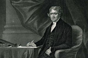 Cuộc đời ly kỳ, mâu thuẫn của người viết 'Tuyên ngôn Độc lập' nước Mỹ
