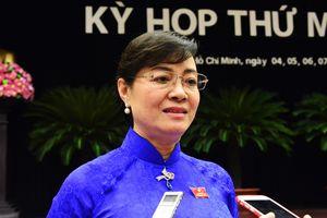 Bà Nguyễn Thị Quyết Tâm đứng thứ 2 về phiếu tín nhiệm cao