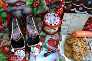 Ông già Noel ăn gì vào đêm Giáng sinh?