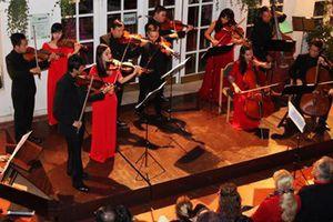 Hòa nhạc Giáng sinh đón mùa Noel trong không gian Nhà thờ Cửa Bắc