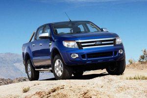 Ford triệu hồi các xe bán tải Ford Ranger và Ford Fiesta để kiểm tra