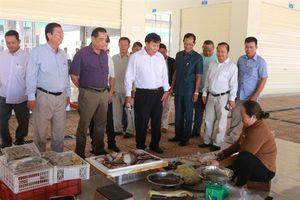 Khánh thành Trung tâm thương mại hơn 6ha tại huyện biên giới Bù Đốp