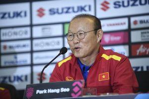 HLV Park Hang-seo cảnh báo học trò từ bài học thất bại AFF Cup 2014