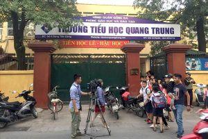 Sở GDĐT Hà Nội: Xử lý nghiêm giáo viên bắt học sinh tát bạn 50 cái