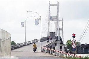 Cà Mau: Thống nhất thu phí cầu Rạch Ráng 20 năm