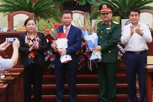 Hai tân Ủy viên UBND TP. Hà Nội vừa được bầu bổ sung là ai?