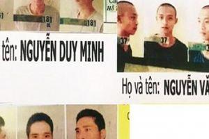 NÓNG: 3 người khoét tường, trốn khỏi trại tạm giam