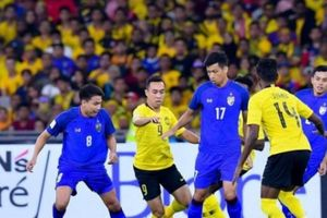 CĐV Thái Lan 'nổi điên' khi đội nhà thất bại trước Malaysia