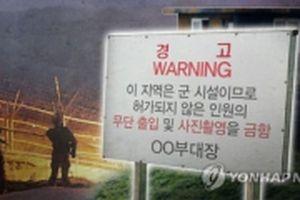 Hàn Quốc dỡ bỏ một số khu vực cấm ở biên giới liên Triều
