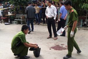 Can người làng đánh nhau, nam thanh niên bị đâm 2 nhát tử vong